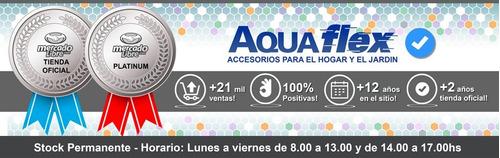 Valvula Esferica Agua Hembra Hembra 2 Pulgadas Aquaflex