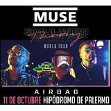 Muse | Campo Vip (11/10/2019, Hipódromo De Palermo)