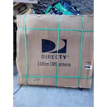Kit Directv Prepago0,60 + 50 Conectores +3 Fuentes Satshoptv