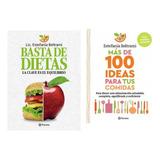 Pack Lic. Estefanía Beltrami - Basta De Dietas + 100 Ideas