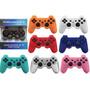 Joystick Ps3 Dualshock3 Inalámbricos Colores Clase A+ Oferta