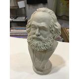Busto Marx Resina