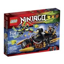 Lego 70733 Ninjago Blaster Bike 212 Piezas Original Nuevo