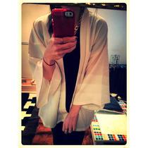 Saco Kimono De Diseño!! Bambula Y Fibrana