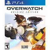 Overwatch Ps4 - Fisico - Nuevo -  Ps4 - Nextgames