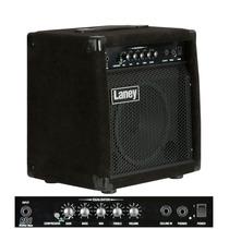 Amplificador Laney Hard Rb-1 15wts Para Bajo. Parlante 8