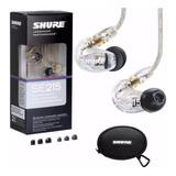Auriculares In Ear Shure Se215 Earphones Para Monitoreo