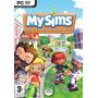 My Sims Juego Pc Original Fisico Nuevo Sellado - Envios