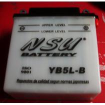 Bateria Moto Nsu Yb5l-b Fz16, Cg150,crypton,smash Xpromotos