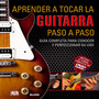 Aprender A Tocar La Guitarra Paso A Paso - Ed. Naturart