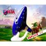 Legend Of Zelda Ocarina Of Time Replica 1:1 Nueva