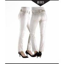 Jeans De Mujer Color Blanco Talle 36 Martina Di Trento Ofert