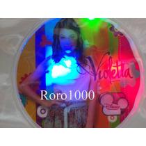 4 Stickers Luminosos De Violeta ,souvenirs
