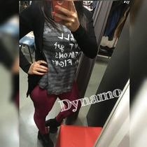 Calza Lycra Chupin Mujer Ropa Dynamo