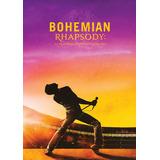 Dvd - Bohemian Rhapsody - Queen + Recreación Live Aid