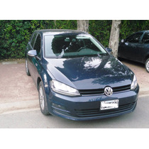 Vw Golf 1.4 Tsi Mk7 Nuevo Nafta Bi Xenon Led Manual 2015