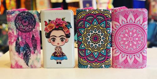 bdab582a2b5 Funda Estuche Agenda Diseño Huawei P Smart / Mate 10 Lite $249.99 ...