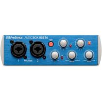 Presonus Audiobox Usb 96 Placa De Audio Sonido Interfaz