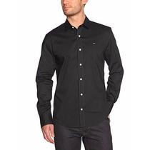 Camisas Tommy Hilfiger Denim P/ Hombre, Talle L, Orig Usa!!!