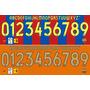 Estampado Numero Barcelona 2006 2007 Messi Iniesta Ronaldiño