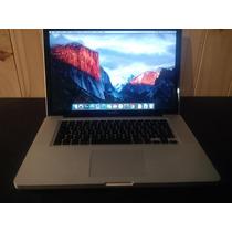 Macbook Pro 15  Finales 2011 I7 2.4