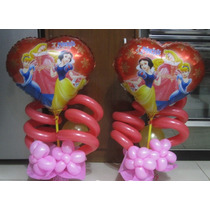 Globos Metalizados Cumpleaños Violeta Princesa Kitty Cars Et