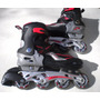 Rollers Abec 7 Kappa Milano Extensible Talle 37-40