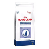 Mars Petcare Royal Canin Veterinary Care Nutrition Feline Gatos Castrados Weight Control Gato Adulto - 12 Kg - Bolsa