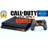 Ps4 Call Of Duty Black Ops 3, 1 Tera Edicion Limitada Garant