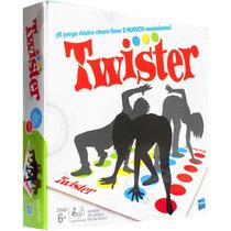 Juego De Mesa Twister Nueva Version De Hasbro Toyco