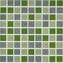 Kubic Menta Verde 30x30 1ra Ceramica Importado Revestimiento