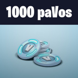 1000 Pavos V-bucks Fortnite Battle Royale Pc Ps4 Epic Games
