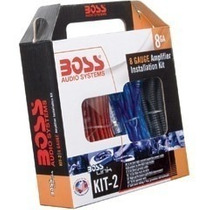 Kit 2 Boss Potencias Amplificad De 1200 Watts A 1800 Watts