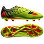 Botines Adidas Messi 15.3 Fg Ag Slime/red /black Talle 43