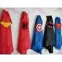 Souvenirs Superheroes Capas + Antifaz