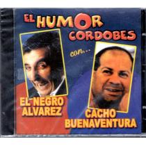 El Negro Alvarez / Cacho Buenaventura- El Humor Cordobes