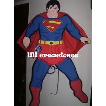 Piñata Superman¡¡