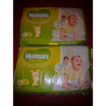 Huggies Active Sec G Hiperpack-caballito