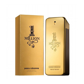 Perfume Importado Hombre Paco Rabanne One Million Edt - 100m