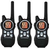 Nuevos Handies Motorola Mr350tpr Triple 56km 22 Canales Gtia