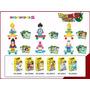 Dragon Ball Z - Coleccion X 6! Minifiguras. Ecommerce07