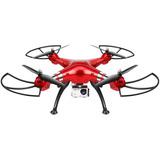 Drone Syma X8hg Con Cámara Full Hd Red