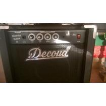 Excelente! Amplificador De Bajo Decoud Ii Hb 20 W Permuto