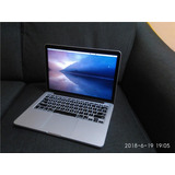 Mac Book Pro 2012 I5 8gb Disco 500gb Retina