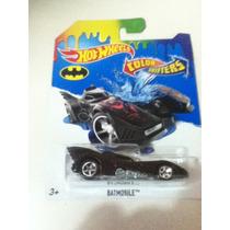Hot Wheels- Color Shifters- Cambio Color Agua - Batmobile