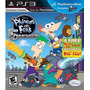 Phineas And Ferb Across The Second Dimension Ps3 Fisico