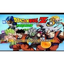 Dragon Ball Z Mods Budokai Tenkaichi 3 V8 Mods 19 Latino Ps2
