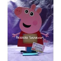 Peppa Pig Souvenir- Centro De Mesa Portarretrato
