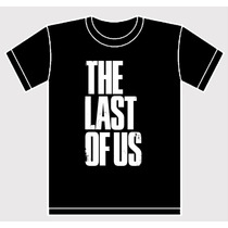Remera The Last Of Us Estampada Videojuego