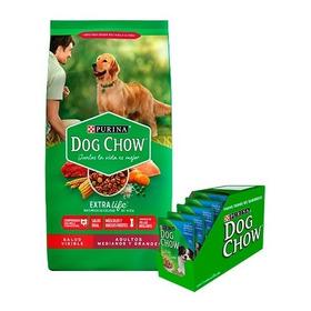 Dog Chow Adulto Mediano Grande X 21 Kg